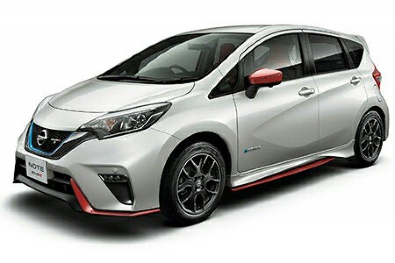 Nissan luncurkan Note e-Power Nismo S di Jepang