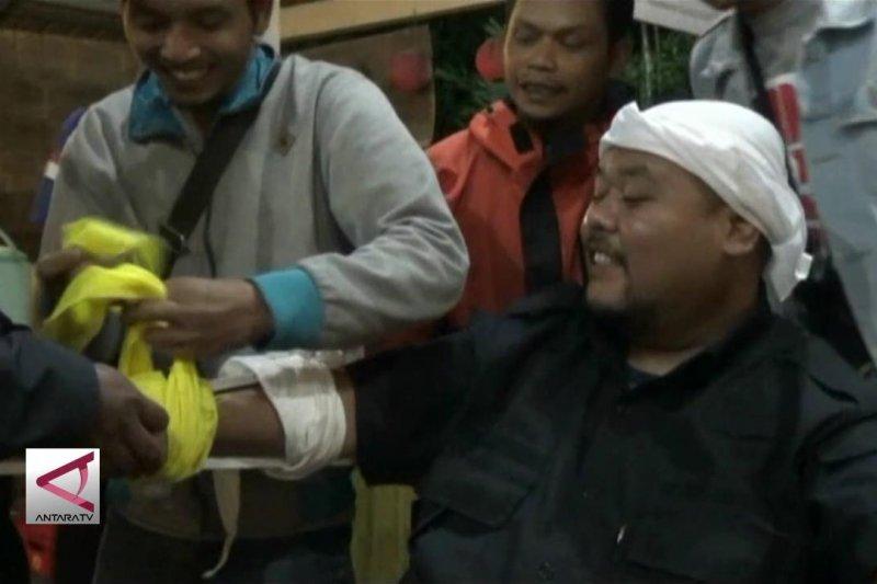 SAR berikan pengetahuan penyelamatan pada sopir jip Merapi
