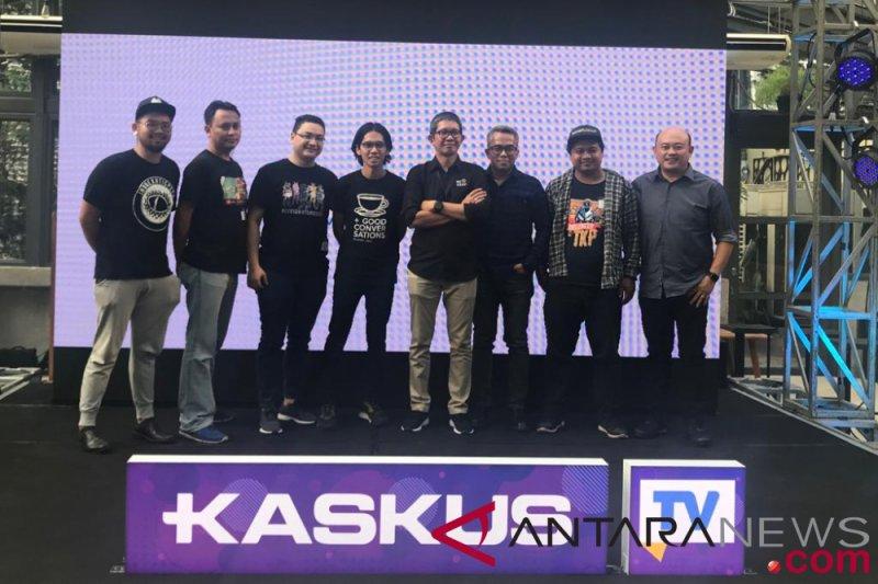 Kaskus Perkenalkan Situs Video Kaskus Tv Antara News Kalimantan
