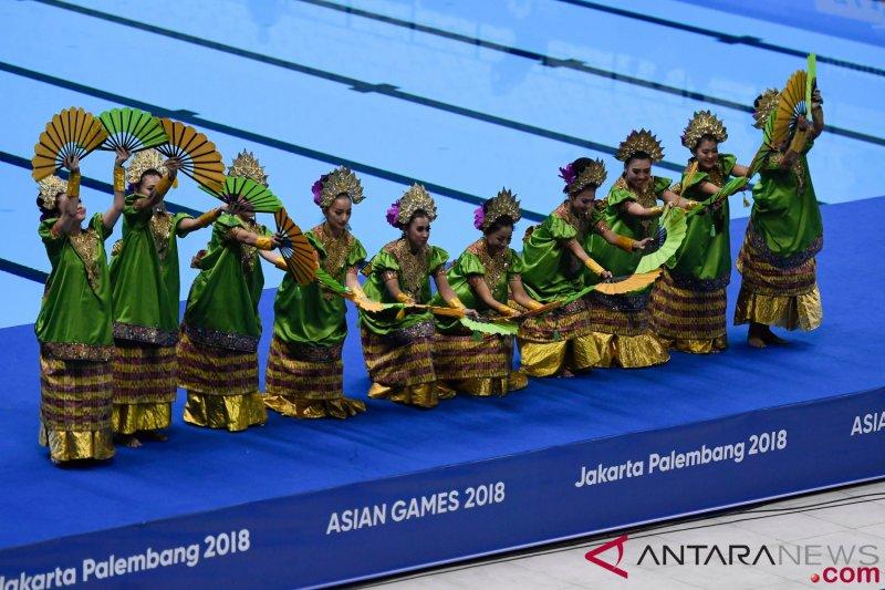 Tarian Tradisional Di Asian Games 2018