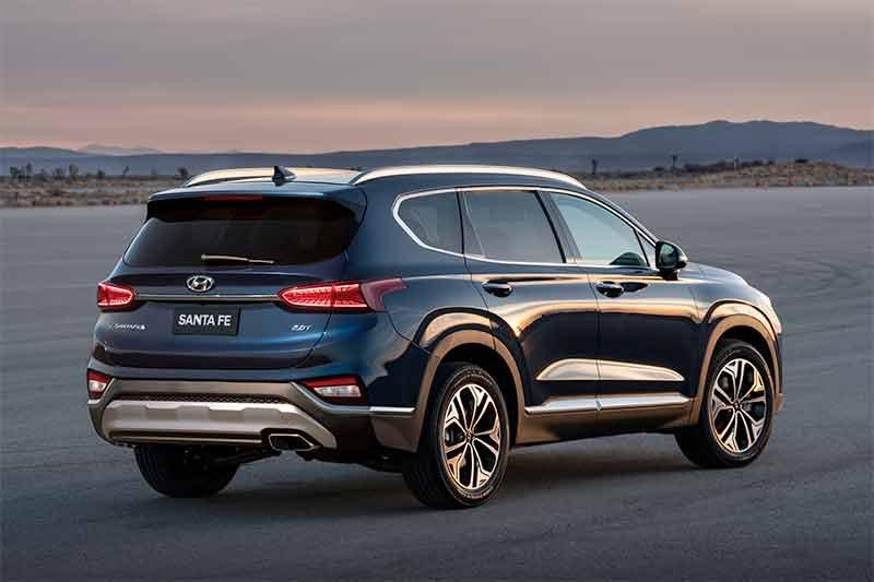 Santa Fe News >> Hyundai Santa Fe Dan Accent Raih Rating Tertinggi Uji