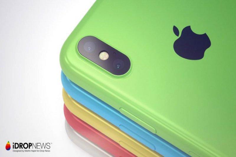 iPhone versi murah kemungkinan bernama iPhone Xc