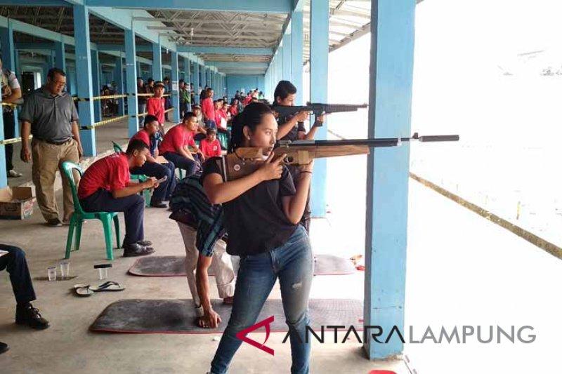 HUT TNI, Perbakin Kolaka gelar kejuaraan menembak