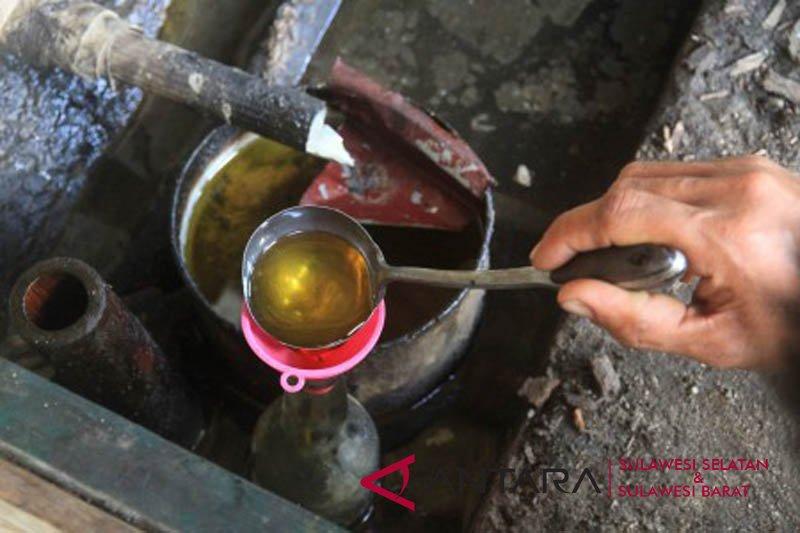 Permintaan pasar luar negeri naik, harga minyak nilam tembus Rp600 ribu per kg