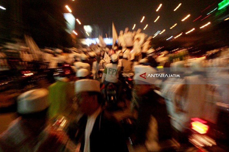 Polda Metro upayakan tidak ada pengalihan arus saat aksi FPI di DPR