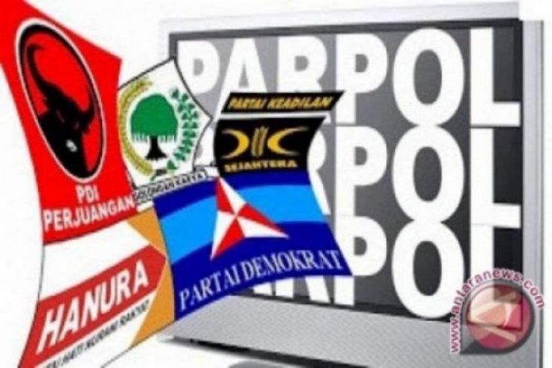 13 partai belum lengkapi rekening dana kampanye