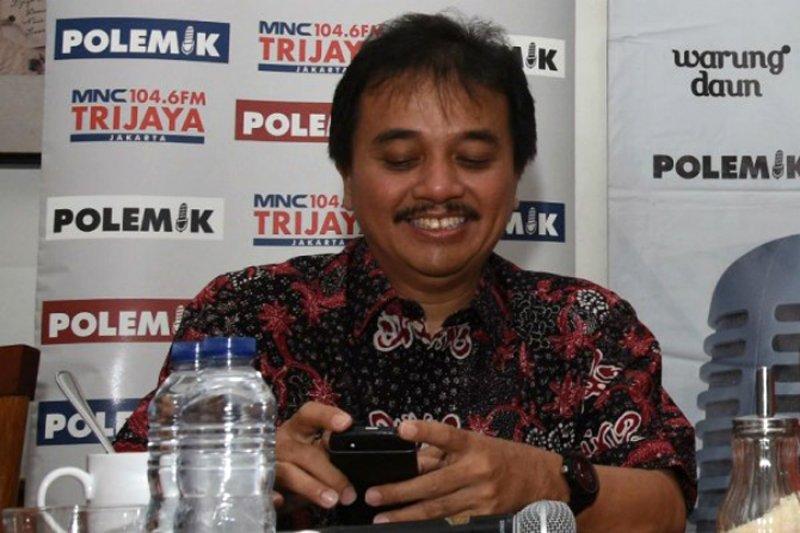 Roy Suryo: Menkominfo Jangan Sekali-kali dari Partai Politik