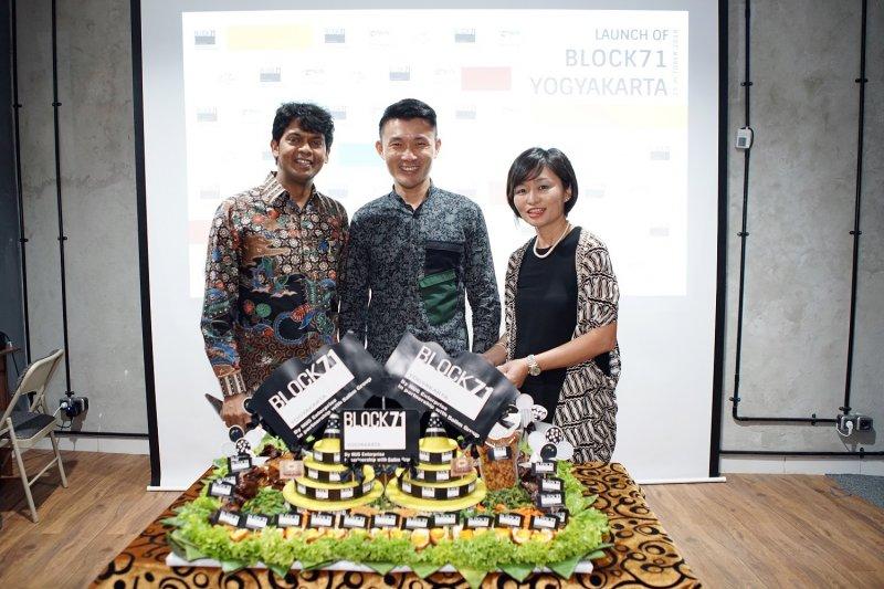 "Salim Group- Universitas Nasional Singapura dirikan ""BLOCK71"" Yogyakarta gairahkan wirausaha"