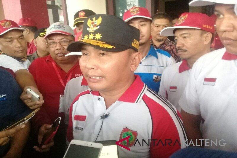 Gubernur Sugianto anggap OTT DPRD Kalteng peringatan semua pejabat