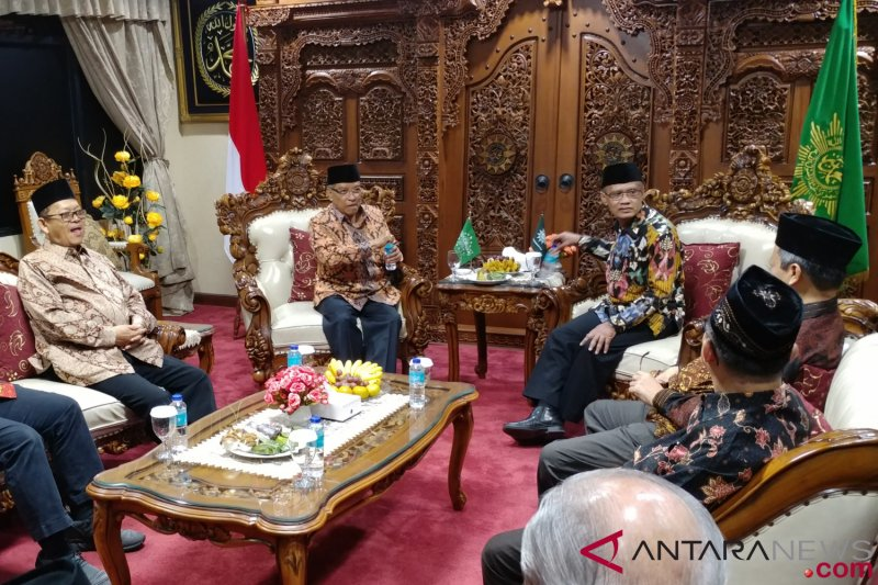 PBNU kunjungi PP Muhammadiyah