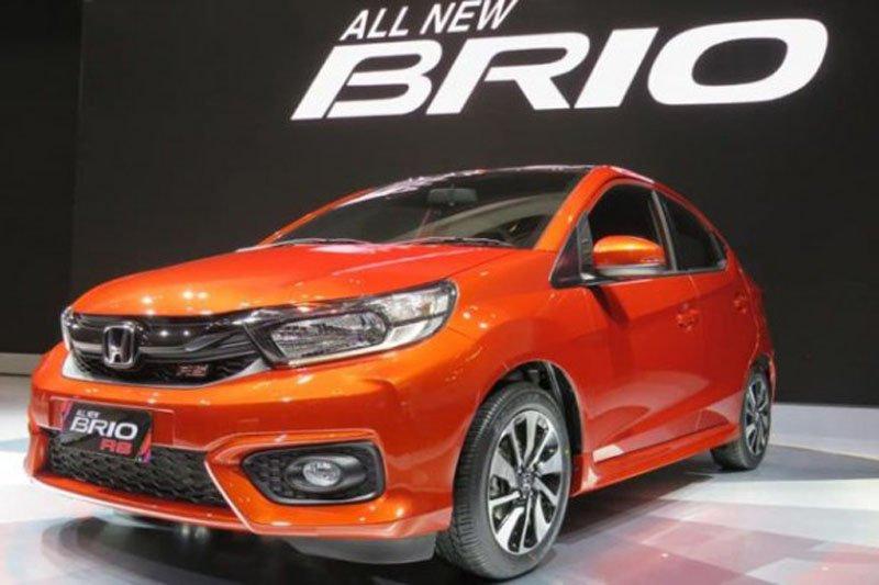 Honda andalkan All New Brio sebagai penjualan positif 2019