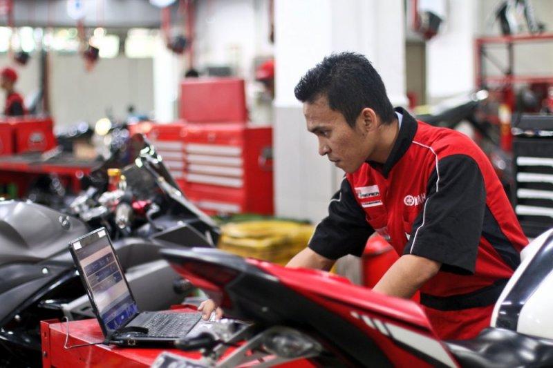 Mekanik asal Jember wakili Indonesia dalam Kompetisi Teknisi Yamaha di Jepang