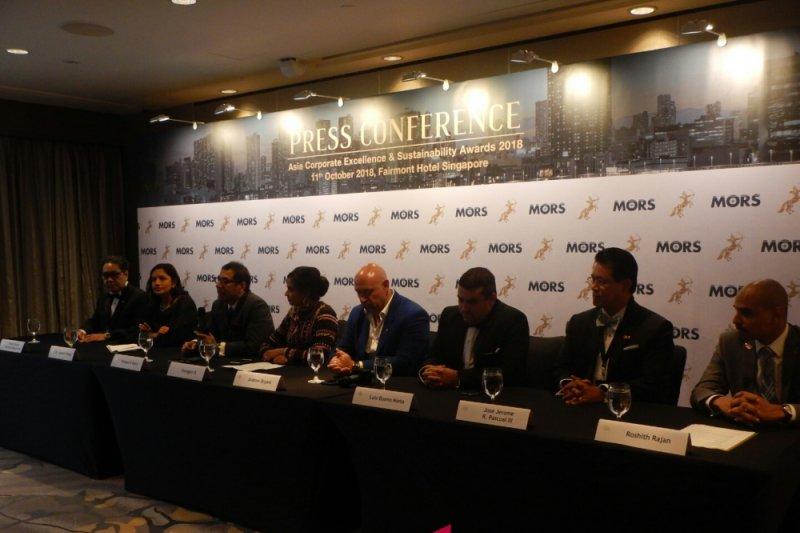 Lima perusahaan Indonesia raih penghargaan bergengsi Asia