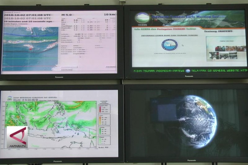 LIPI : Tide Gauge belum efektif prediksi tsunami