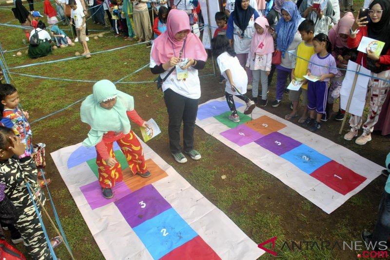 Permainan Tradisional Akan Dipertandingkan Di Pekan Budaya Nasional Antara News Kepulauan Riau