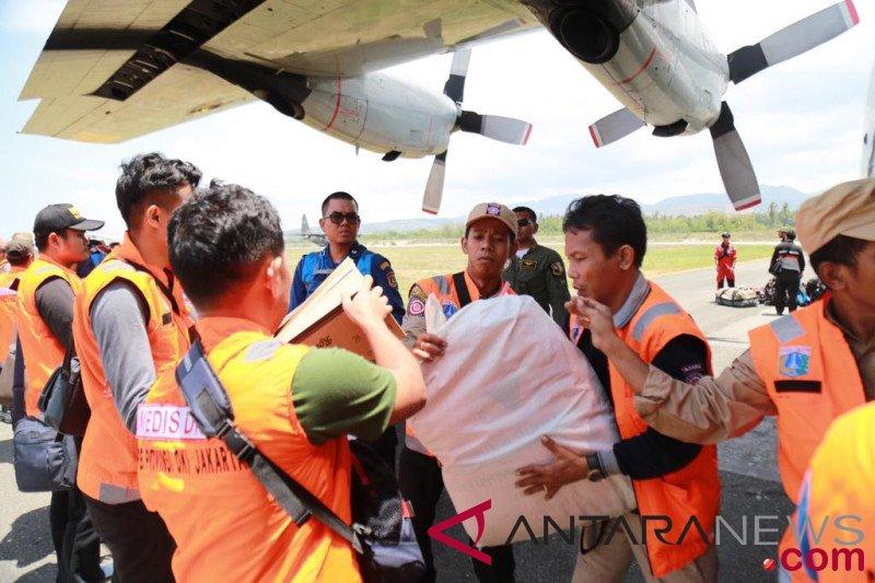 DKI berangkatkan tim tanggap Ibukota Gelombang II