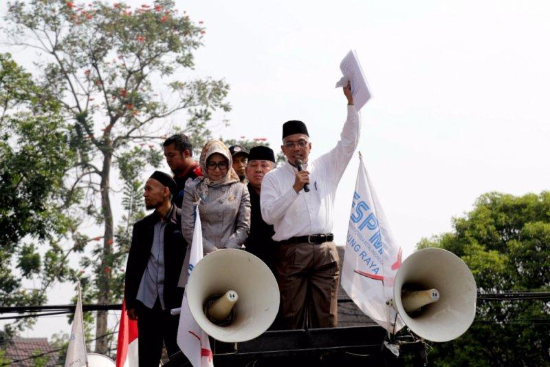 DPRD Jabar serap aspirasi buruh terkait Pergub 54/2018