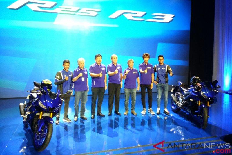 Yamaha R25 dan R3 generasi terbaru dirilis secara global di Indonesia