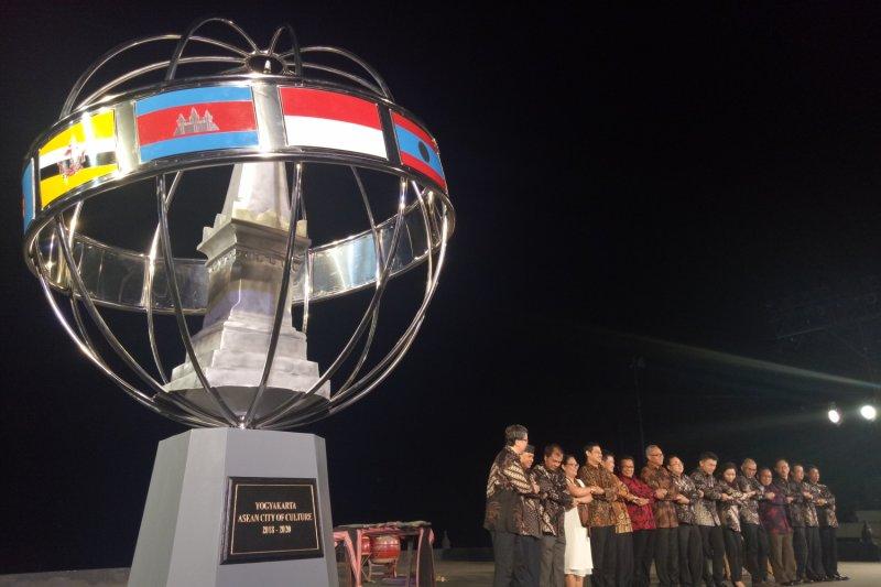 Yogyakarta ditetapkan sebagai Kota Kebudayaan ASEAN