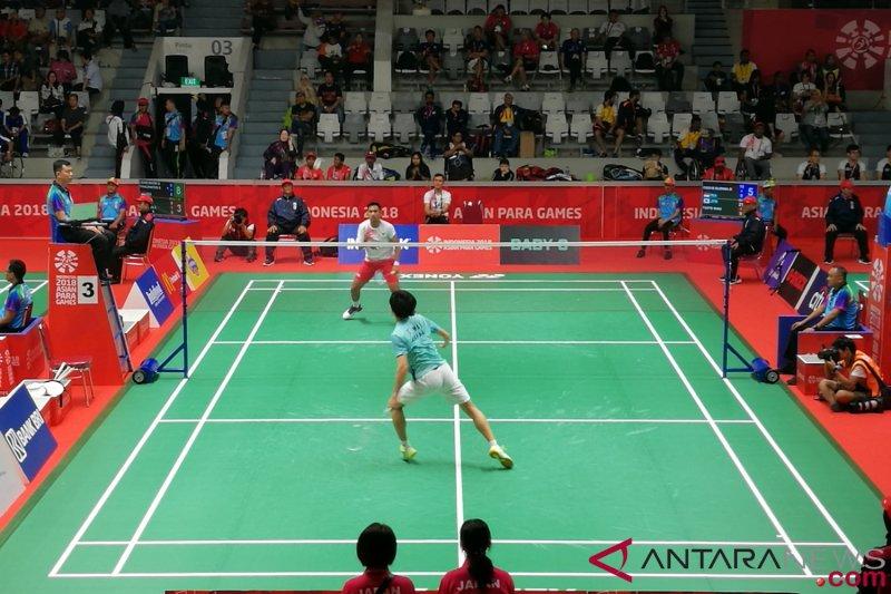 Oddie melenggang, Indonesia kuasai semifinal tunggal putra SU5
