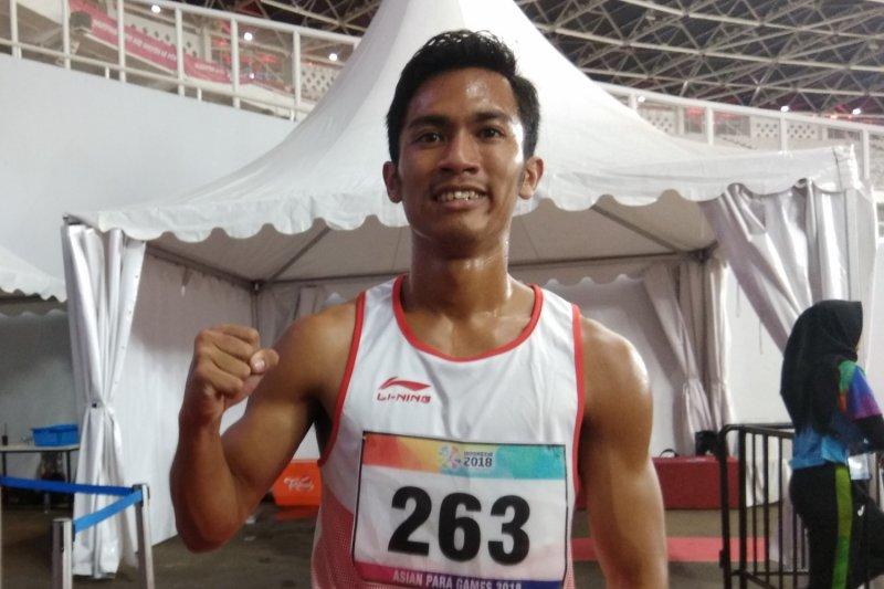 Para-atletik tambah dua medali melalui Eko dan Nur Ferry