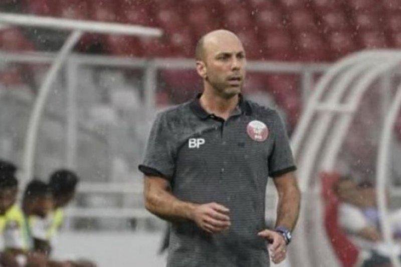 """Ini penyebab pemain Qatar """"bertumbangan"""" kontra Indonesia"""