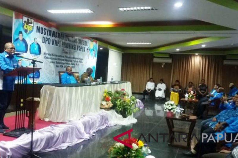 Pemilihan Ketua KNPI Papua sempat tertunda