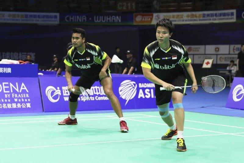 Kejuaraan terakhir Owi/Butet di Indonesia Masters 2019