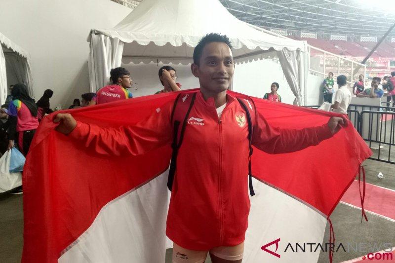 Daftar perolehan medali Asian Para Games (Jumat malam)