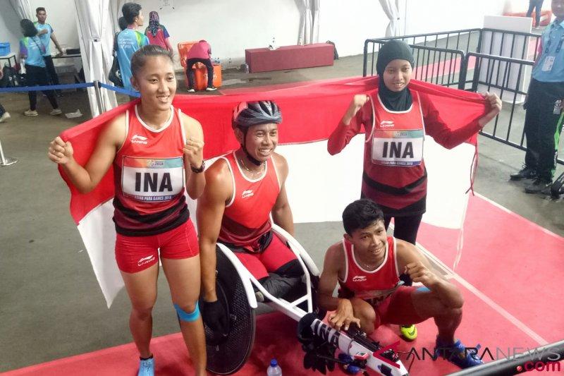 Indonesia pastikan perunggu estafet, bukan perak