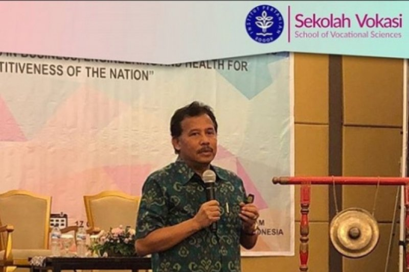 Dekan Sekolah Vokasi IPB University dorong transformasi UMKM