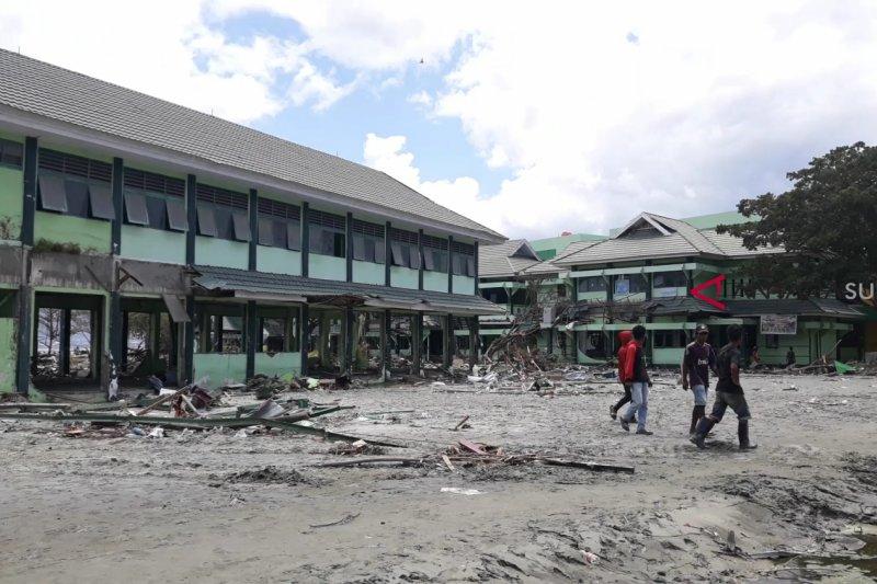 Penjarah hamburkan ijazah alumni IAIN pascatsunami