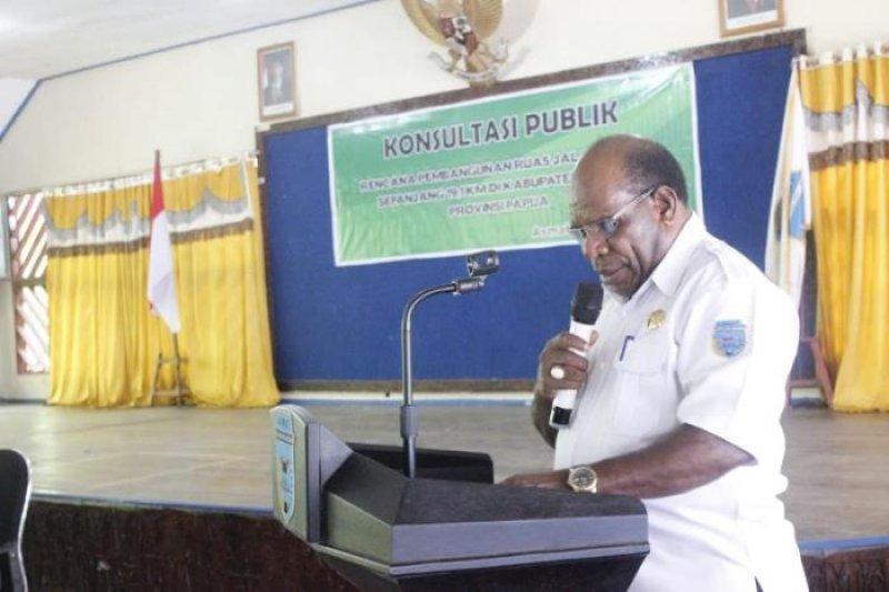 BBPJN Papua programkan pembangunan jalan 19,1 kilometer di Asmat