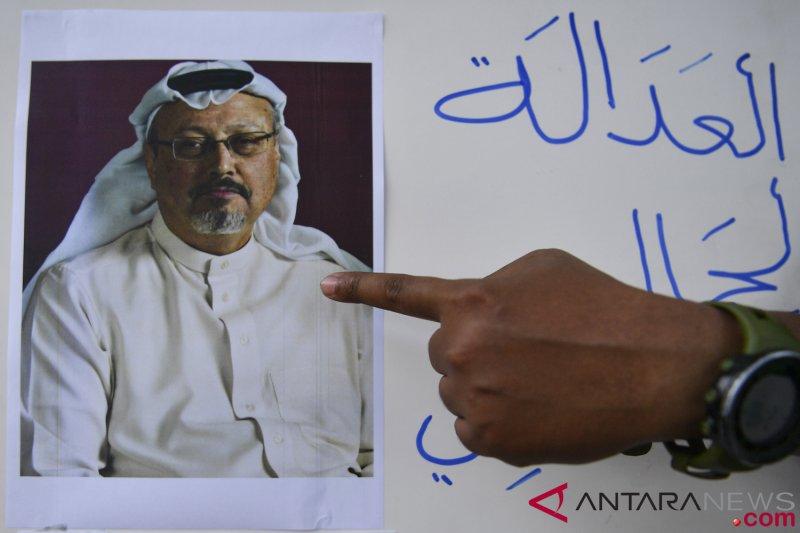 Solidaritas Untuk Jamal Khasoggi