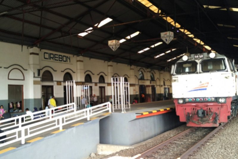 KAI Cirebon prediksi penumpang meningkat 5 persen
