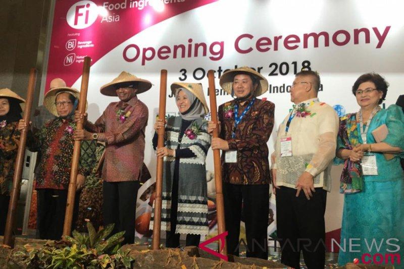 Pameran industri makanan-minuman Food Ingredients Asia dibuka