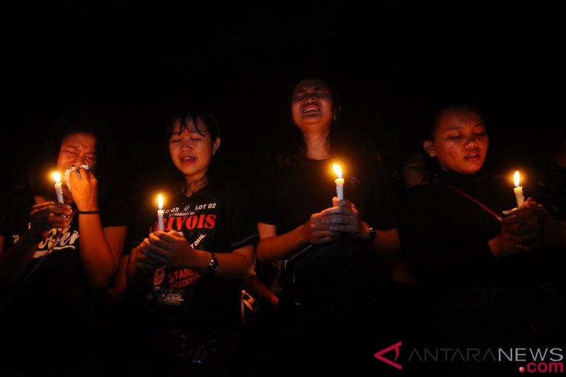 Ribuan umat berdoa agar Ambon selamat dari gempa