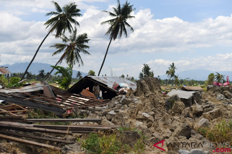 Jawa Tengah akan bangun 100 hunian sementara di Palu