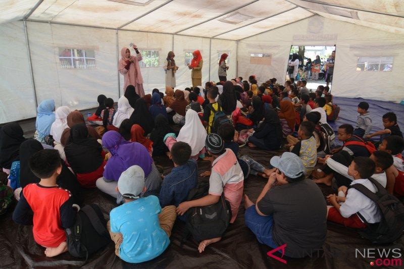 Madrasah di Palu butuh tenda