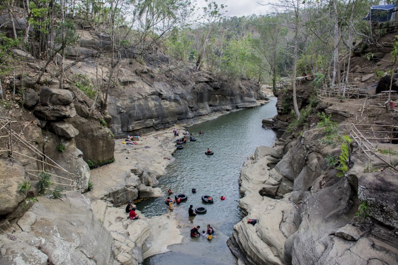Festival Geopark Ciletuh untuk Sukabumi yang kian menarik