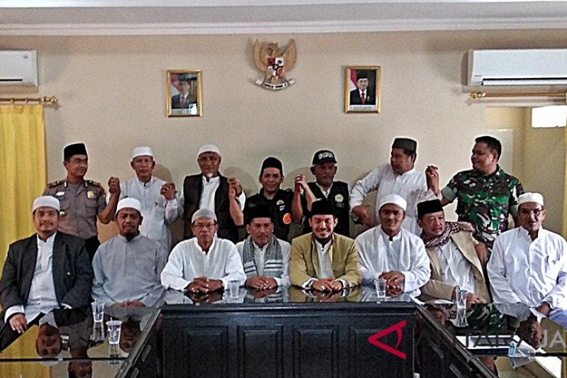 Elemen umat Islam sepakat jaga suasana sejuk Kota Solo