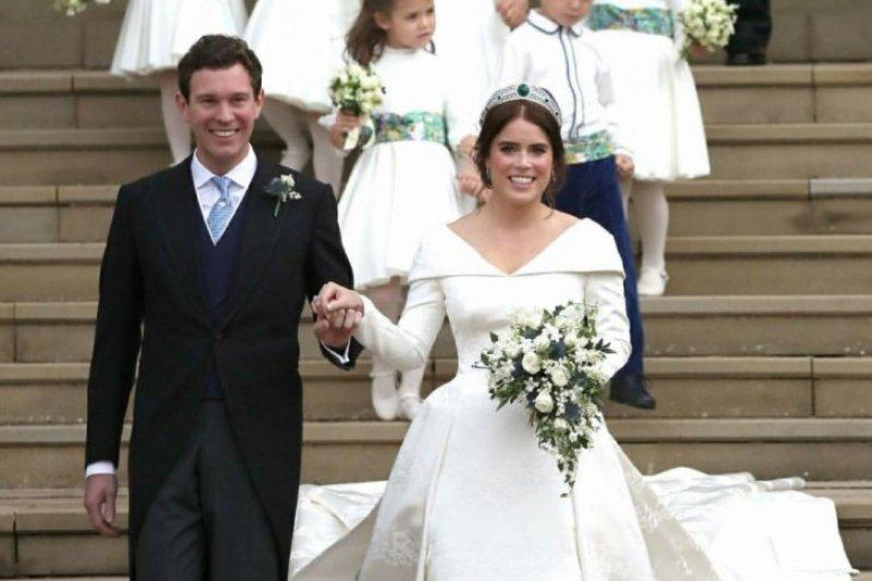 Putri Eugenie dan Jack Brooksbank sambut kelahiran anak pertama