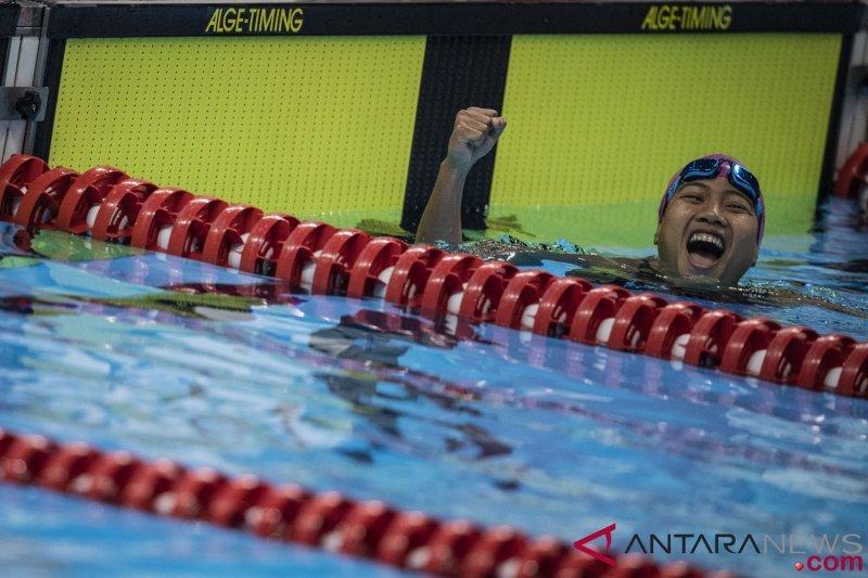 Asian Para Games - Timnas para renang Indonesia capai target di tengah dilema