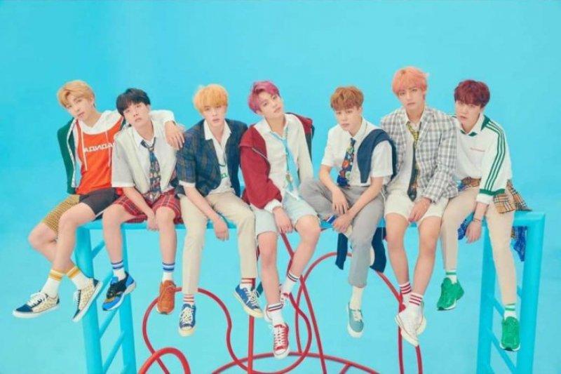 BTS artis sosial favorit American Music Awards,