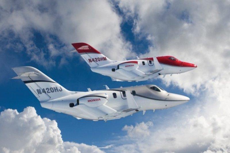 HondaJet incar pasar pesawat ringan pada 2019