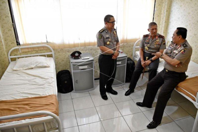 25 polisi jalani rehabilitasi narkoba di RS Bhayangkara Semarang