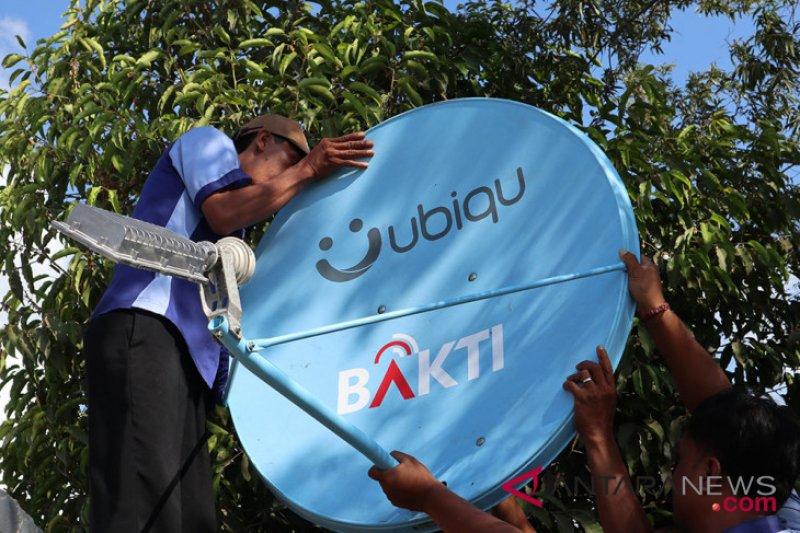 54 persen penduduk Indonesia punya akses internet