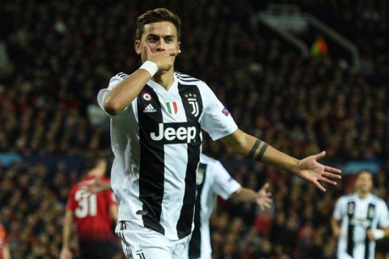 Ternyata Dybala masih ingin bertahan di Juventus