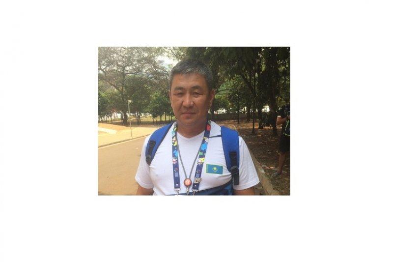 Pelatih Para-renang Kazakhstan merasakan masyarakat Indonesia sangat bersahabat