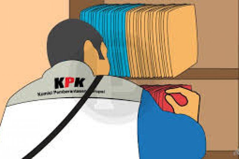 OTT KPK di Kaltim tangkap  tujuh orang dan seorang di Jakarta